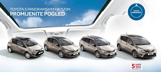 Toyota Panoramic modeli