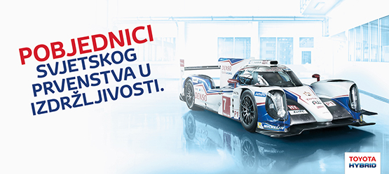 TIM TOYOTA RACING: SVJETSKI PRVACI ZA 2014.