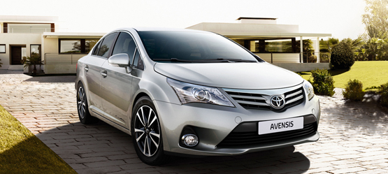 Avensis 3 Years Free Servicing
