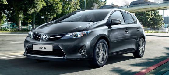 Drive a New Auris from €193 per month*