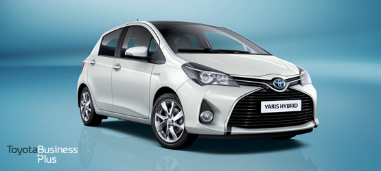 Yaris Hybrid - BusinessPlus