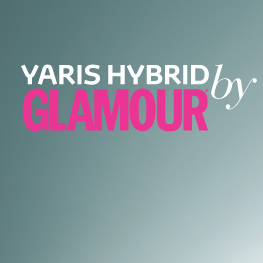 Yaris Hybrid by Glamour