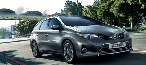 Brochure Auris & Auris Touring Sports