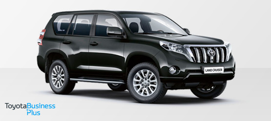 Land Cruiser - BusinessPlus