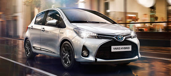 e-brochure accessori Nuova Yaris