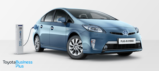 Prius Plug-in - BusinessPlus