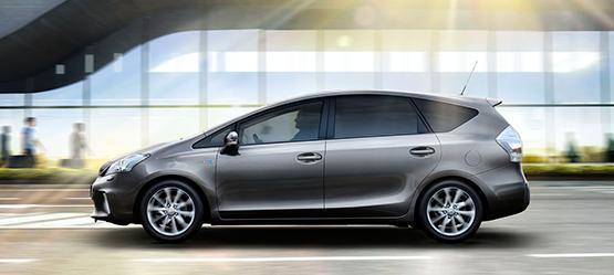 Alléén in mei: de Toyota Prius Wagon Leasedeal!