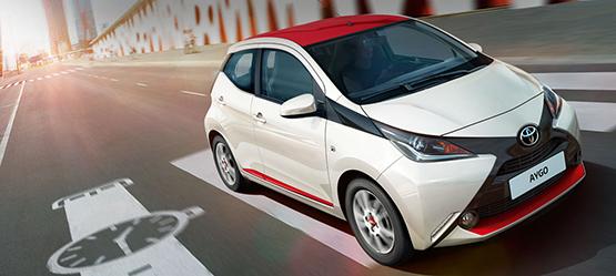 Toyota Op Maat: Nu de eerste drie maanden gratis!
