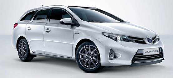 Auris TS Hybrid Lease Exclusive