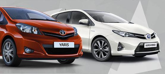 Toyota na polskim rynku w 2013 roku - Detale sprzedaży