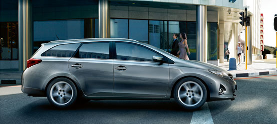 Dlaczego warto wybrać Toyotę Auris?