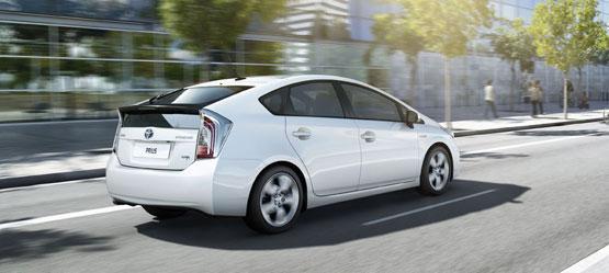Dlaczego warto wybrać Toyotę Prius?