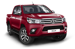 Hilux - Toyota Safety Sense