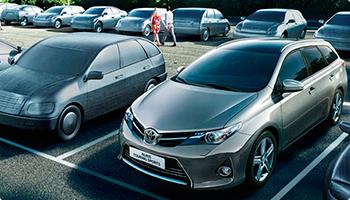Pesquisa rápida de Usados Toyota
