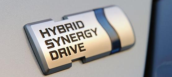 Sistemul Toyota Hybrid