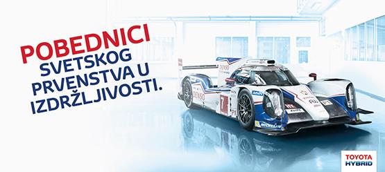 TOYOTA RACING: SVETSKI ŠAMPIONI 2014.