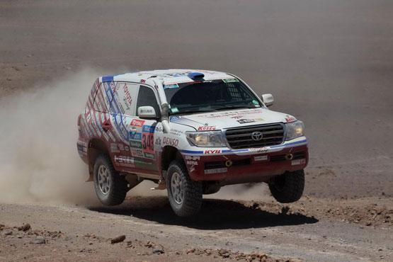 Toyota в «Дакаре-2015»