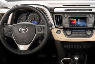 Новый динамичный кроссовер Toyota RAV4 | Toyota