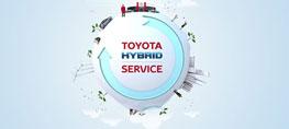 Toyota Hybridservice