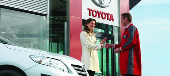 Toyota Verkstad