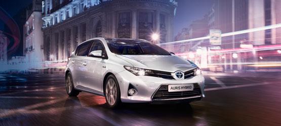 Vilken Toyota Hybrid passar dig?
