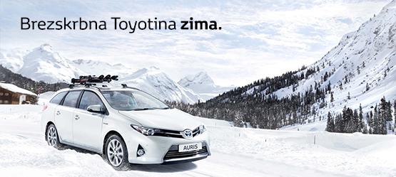 Toyotina zima