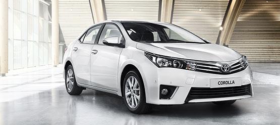 У2013 році усвіті продано 1,22 млн* автомобілів моделі Toyota Corolla