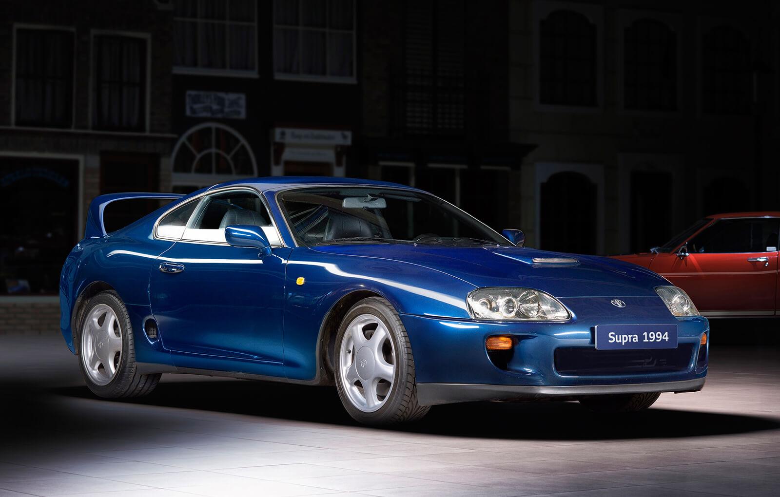 b9e752370509 SUPRA - History of Toyota sports cars