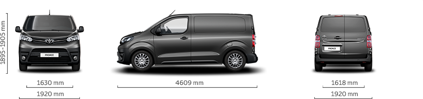 Toyota Proace - City