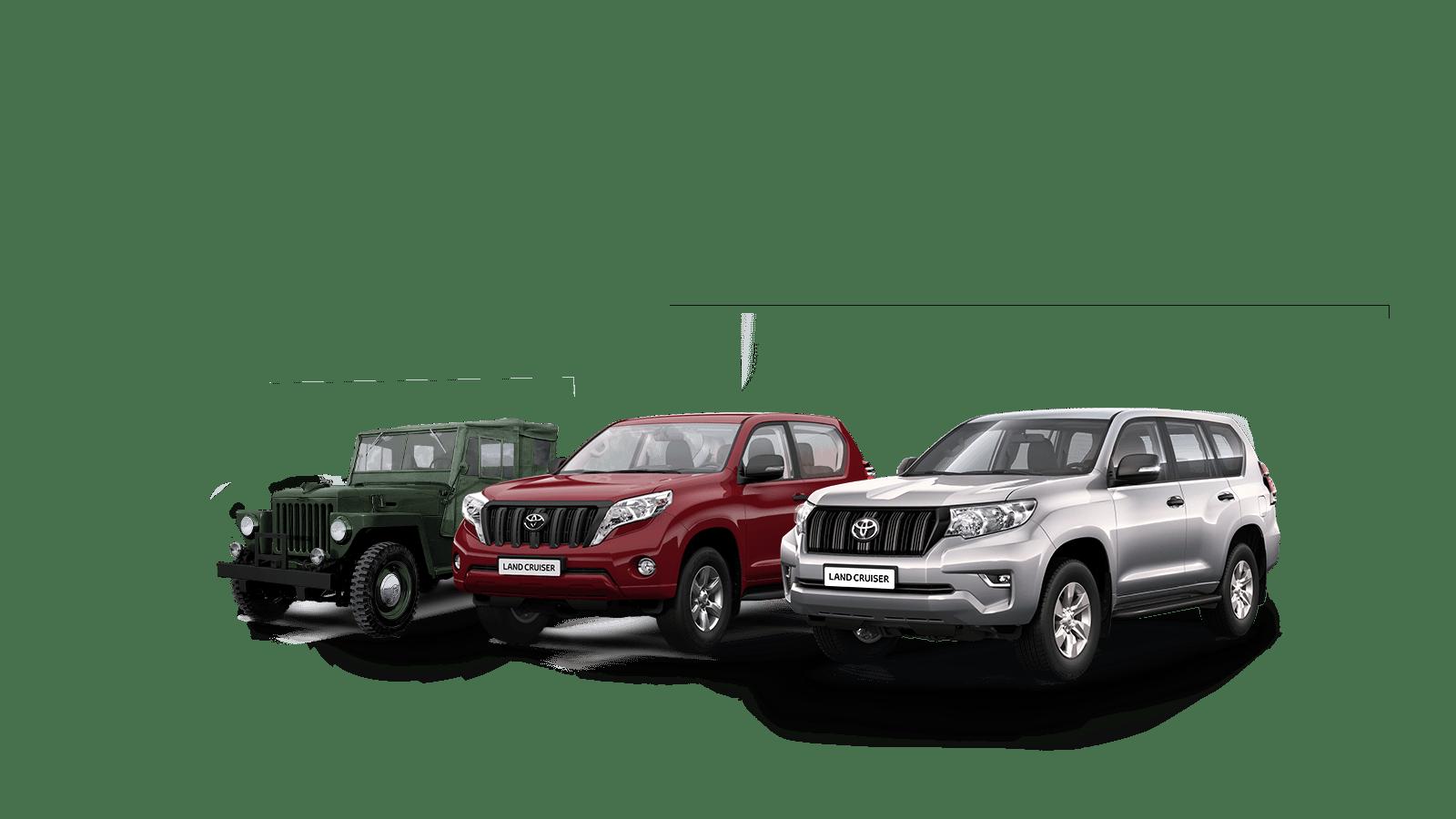 Der neue Toyota Land Cruiser | Toyota DE