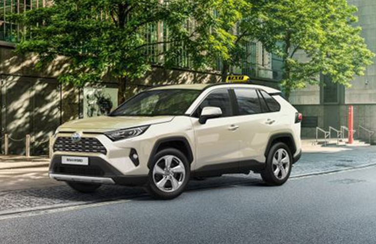 RAV4 Hybrid Business Edition