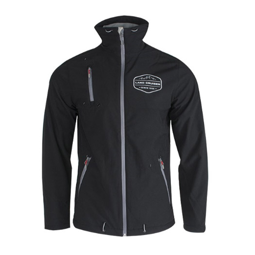 Chaqueta de tejido soft shell LAND CRUISER
