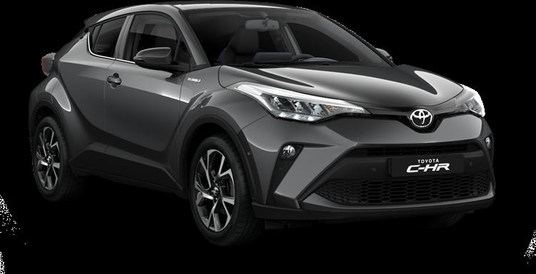 Toyota chr hybrid