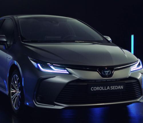 Toyota Corolla Sedán 2019