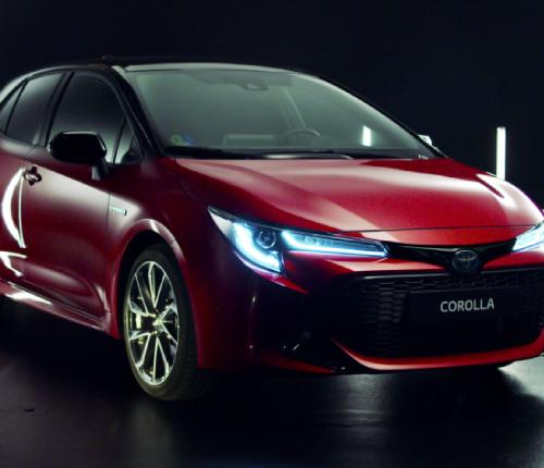 Toyota Corolla compacto 2019
