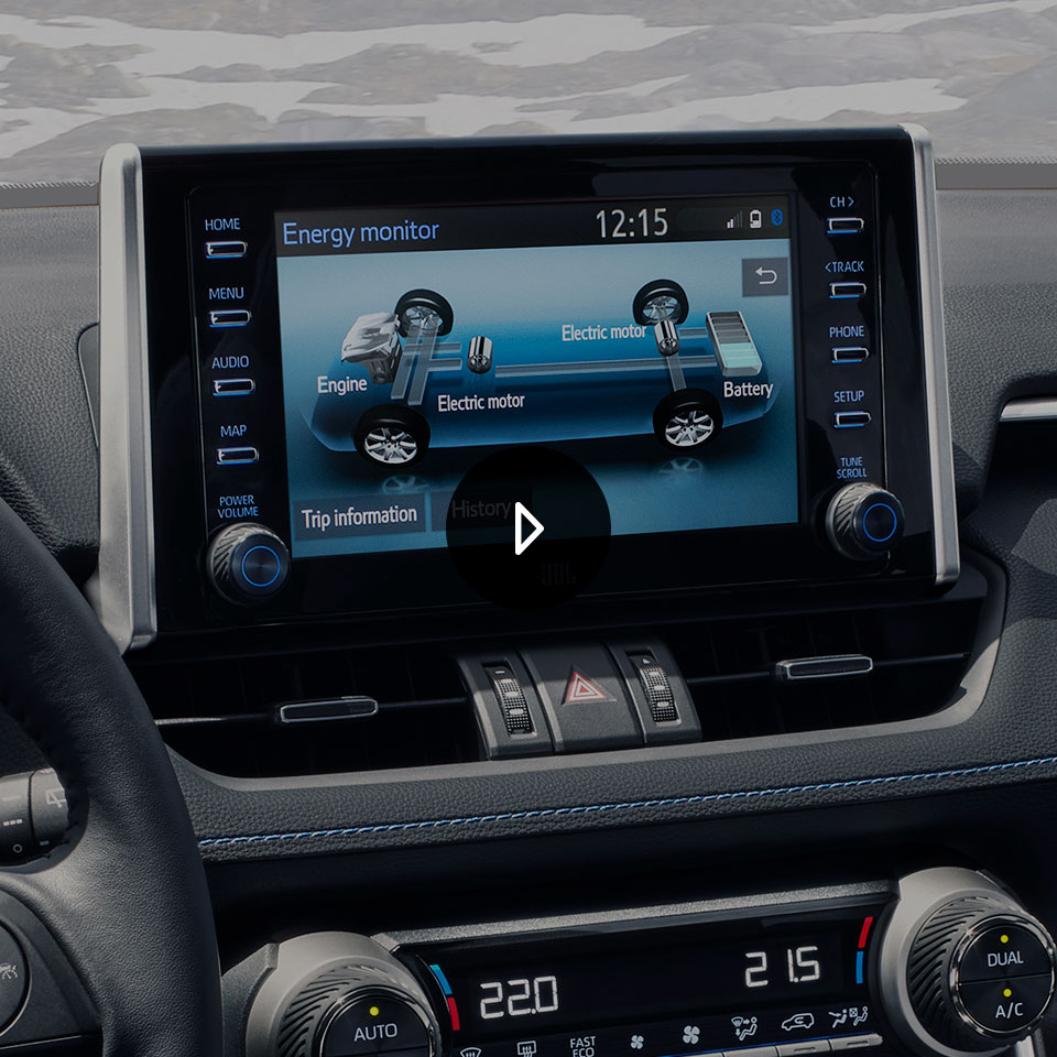 Sistema multimedia Toyota Touch 2