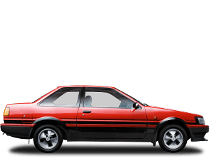 COROLLA - History of Toyota sports cars