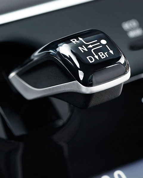 Mirai, Fuel Cell, driving, Germany, gear knob, automatic