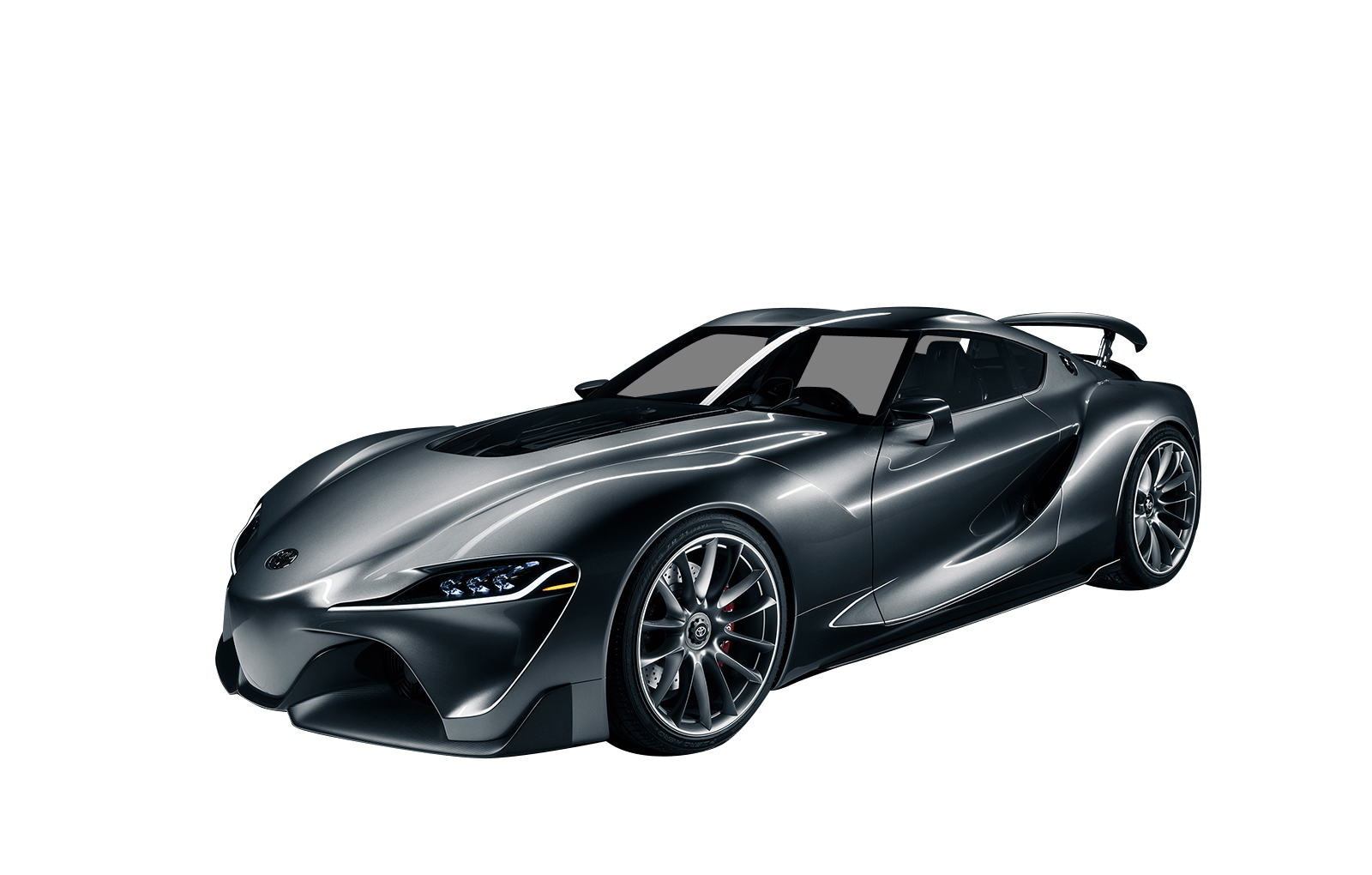 Toyota Ft-1 Price >> Visions of the future | History of Toyota sports cars | Toyota UK
