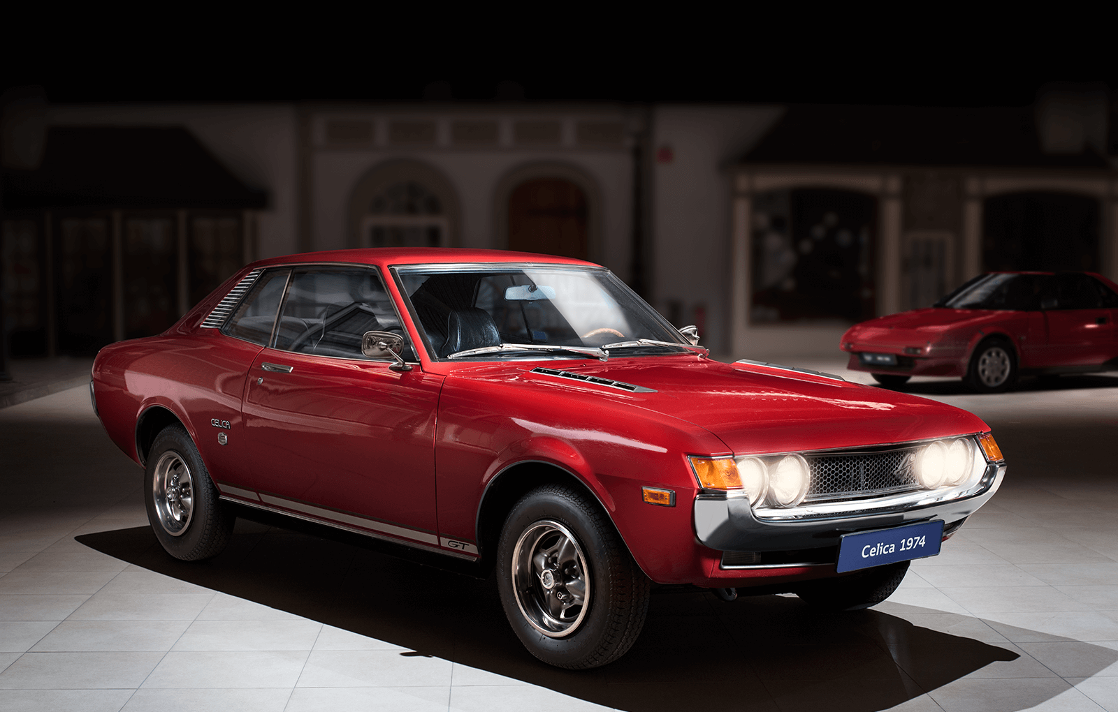 CELICA   History Of Toyota Sports Cars