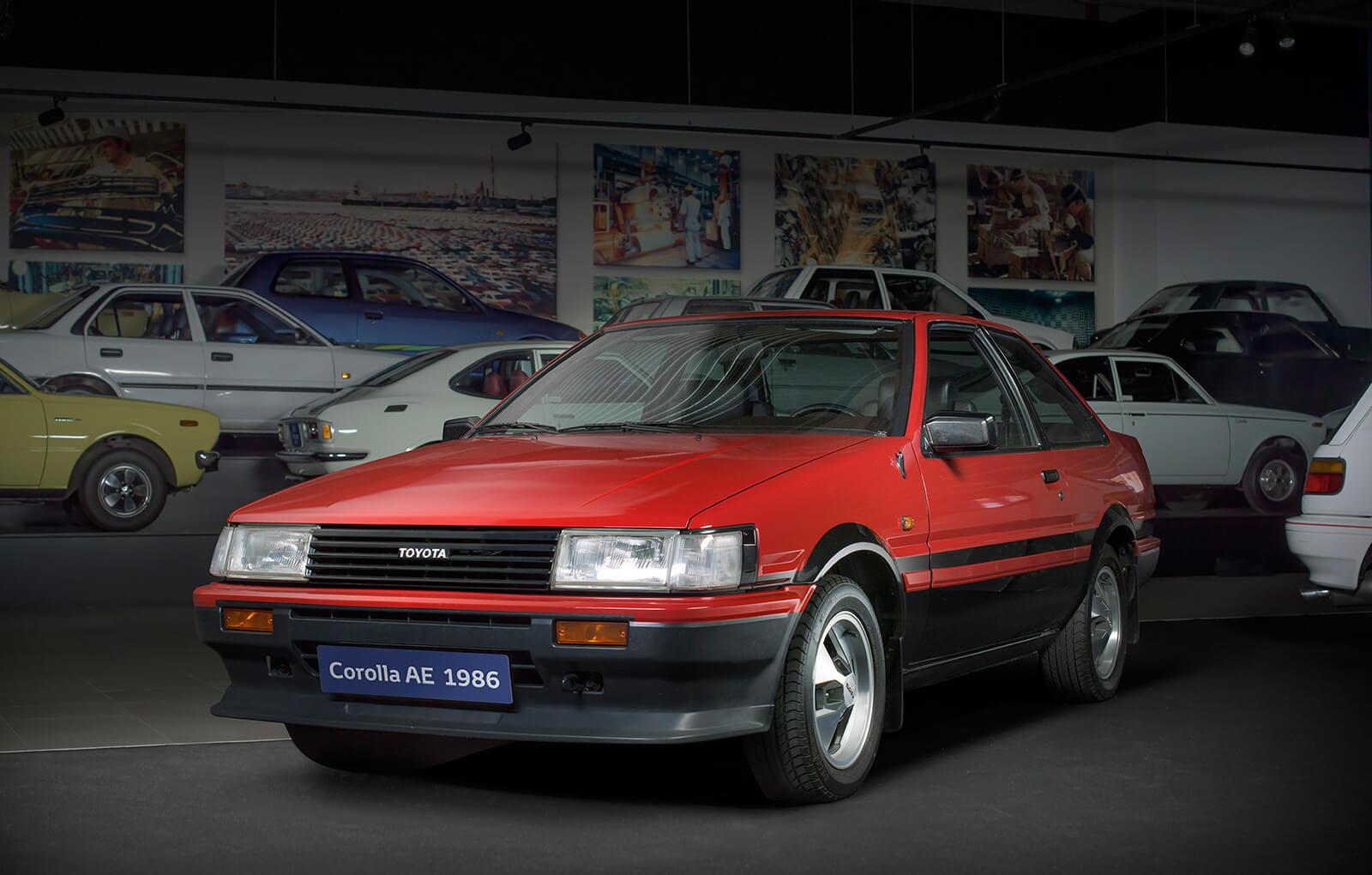 corolla history of toyota sports cars toyota uk rh toyota co uk