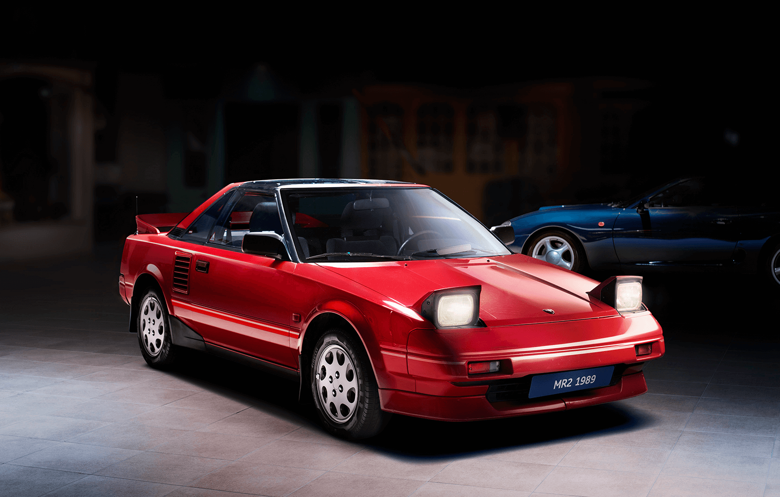 Beau MR2   History Of Toyota Sports Cars