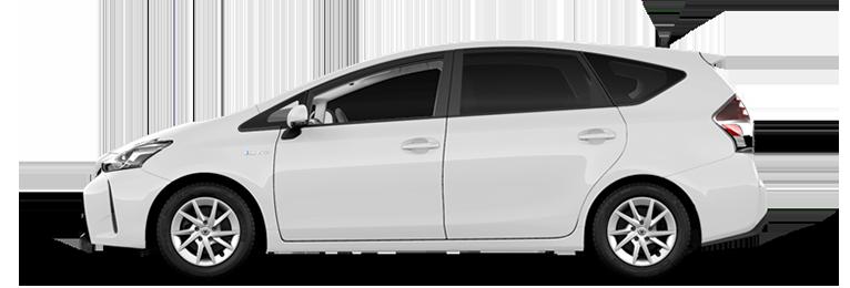 Prius+ | RRG Toyota