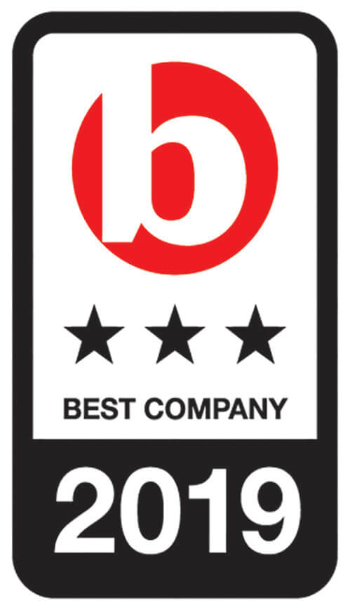 Best Company Star Logo
