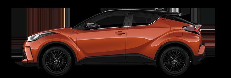 Toyota C-HR | RRG Toyota