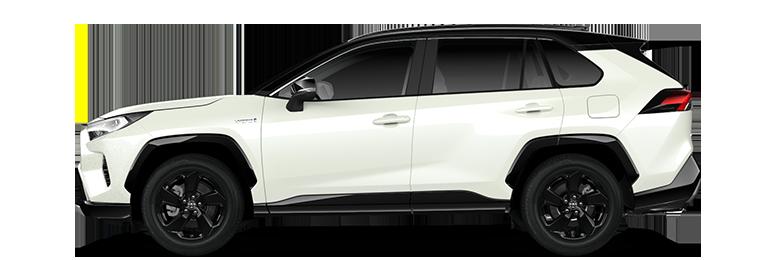 New RAV4 Hybrid | RRG Toyota