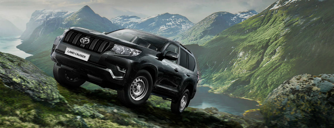 Land Cruiser Commercial