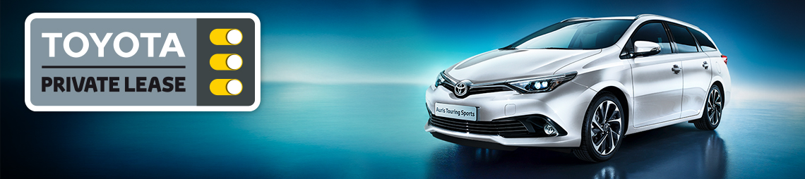 Toyota Auris Touring Sports Private Lease