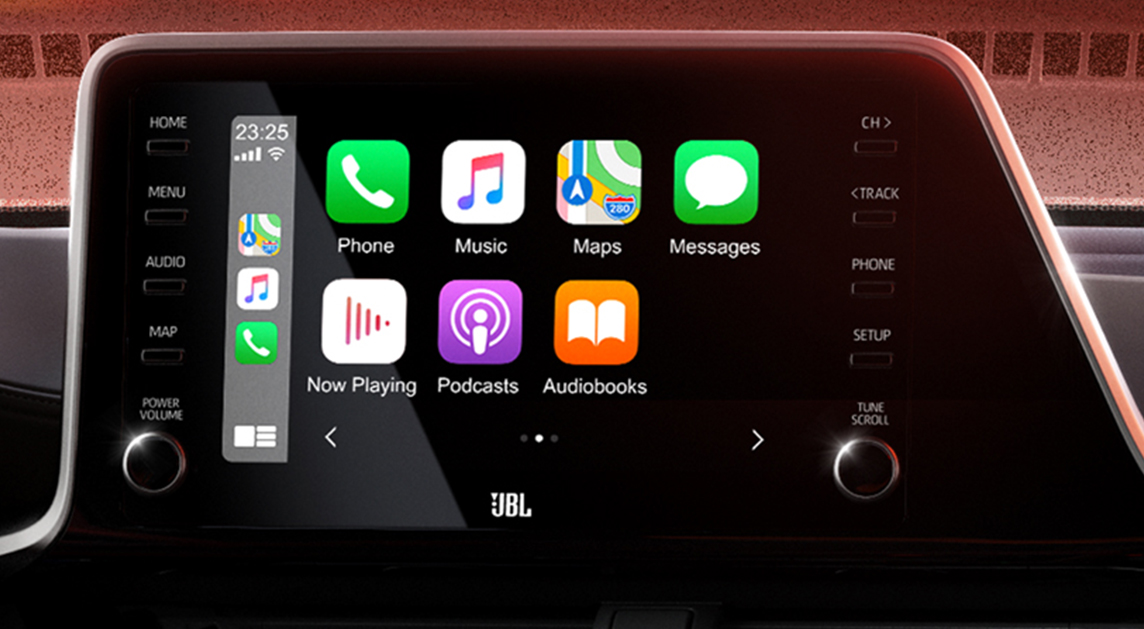 Apple CarPlay™