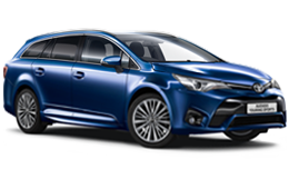 Avensis - Toyota Safety Sense